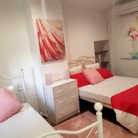 chambre flamand rose